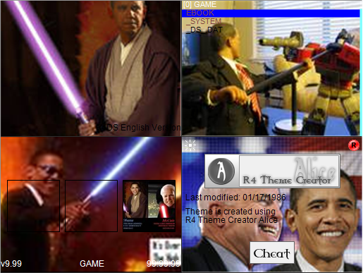 Thumbnail 1 for happy obama
